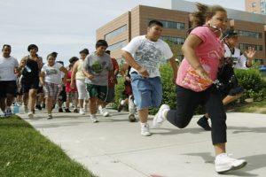 phòng bệnh béo phì cho trẻ