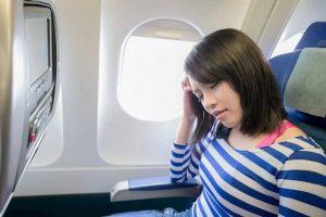 Bị ù tai khi lên cao